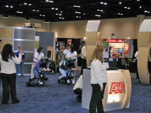 ADA Chair Masseuse